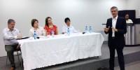 André se reúne com a Aedic e Secretaria da Habitação para acelerar regularização do Distrito Industrial