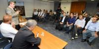 André apoia projeto que libera construção de casas populares em todo o município