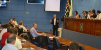 Crise da água: vereador André defende mobilização urgente