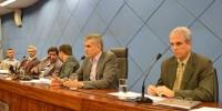 Comissão de Segurança discute soluções para liberar pátios superlotados da Emdec