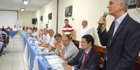 Vereador André participa de reunião do Consórcio PCJ