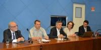 André se reúne com representantes da PUC-Campinas na Comissão de Ciência e Tecnologia
